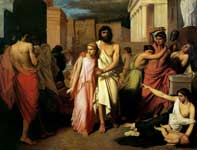 The Plague of Thebes