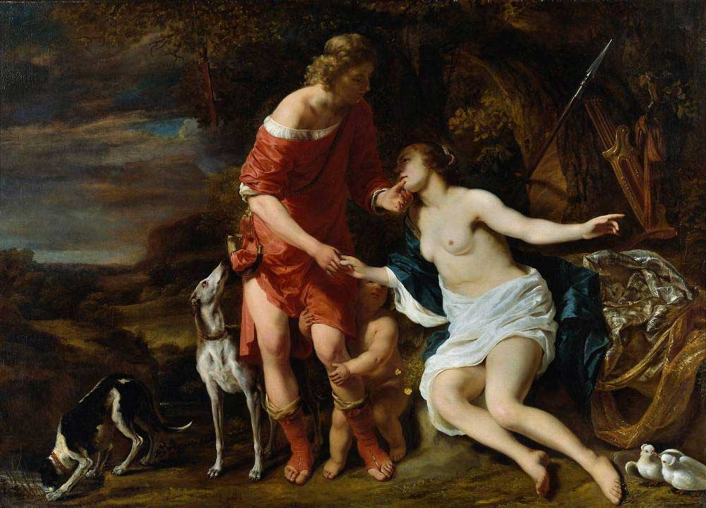 peter paul rubens venus and adonis essay