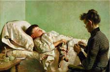 The Sick Child