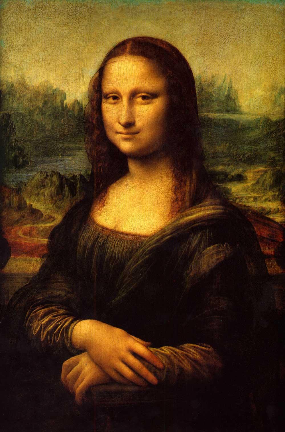 Mona Lisa , Leonardo Da Vinci Da Vinci Paintings